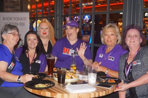 WPA Purple Party Orleans Casino 2019
