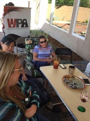 WPA Garden Party